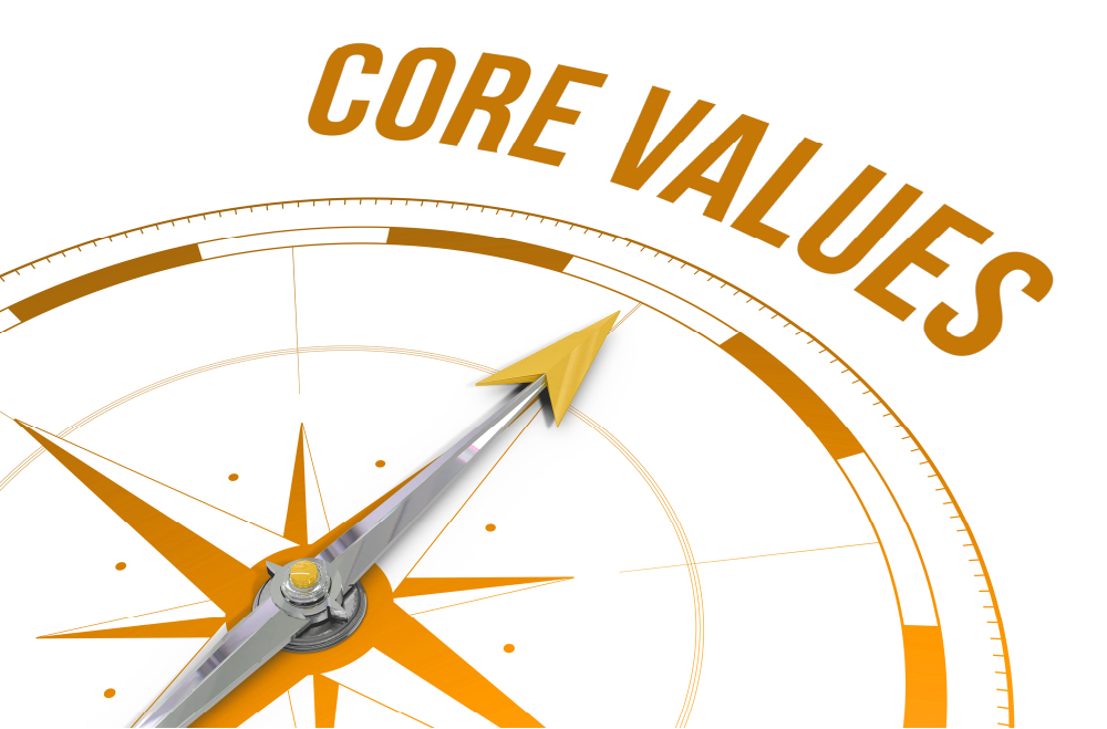 The Four Core Values of Selling